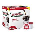 Keurig® K-Cup® Pack 48-Count Krispy Kreme Doughnuts® Smooth Light Roast Coffee