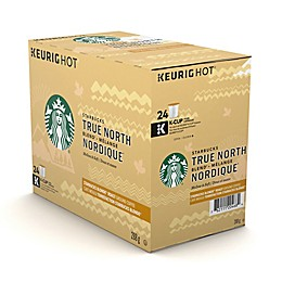 Starbucks® True North Blend Coffee Keurig® K-Cup® Pods 24-Count