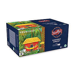 Keurig® K-Cup® Pack 48-Count Timothy's® Rainforest Dark Roast Espresso