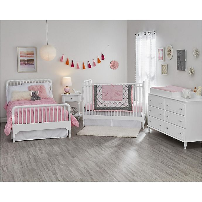 Alternate image 1 for Little Seeds Rowan Valley Nursery Furniture Collection in White
