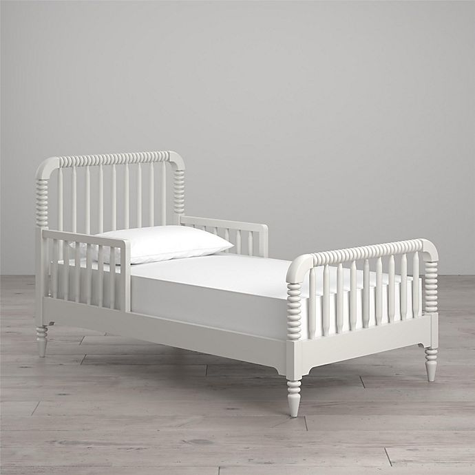 Alternate image 1 for Little Seeds Rowan Valley Linden Toddler Bed in White
