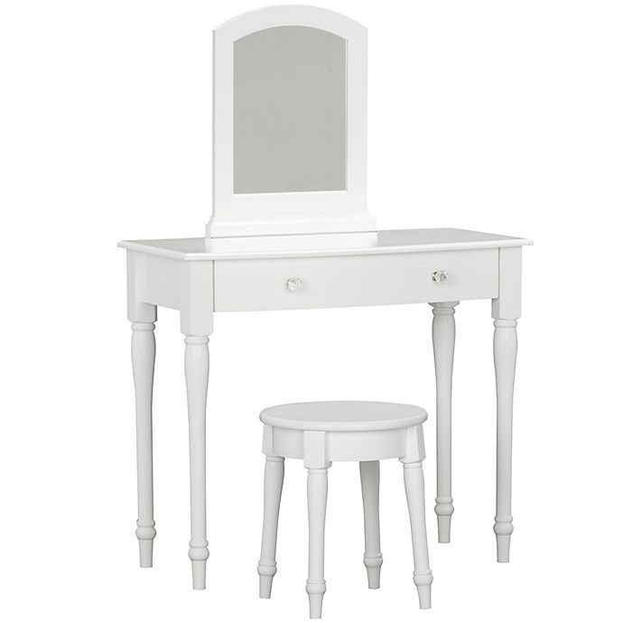 Little Seeds Rowan Valley Laren 2 Piece Vanity And Stool