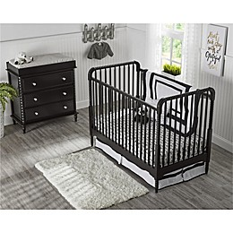 Little Seeds Rowan Valley Linden Nursery Furniture Collection in Black