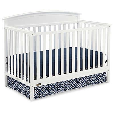 Graco® Benton 4-in-1 Convertible Crib in White