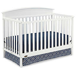 Graco® Benton 4-in-1 Convertible Crib in White