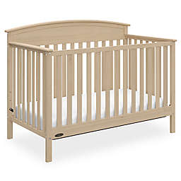 Graco® Benton 4-in-1 Convertible Crib in Driftwood