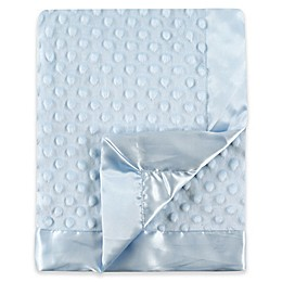 Hudson Baby® Dotted Minky Blanket