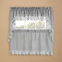 Lillian Window Curtain Tiers and Valance
