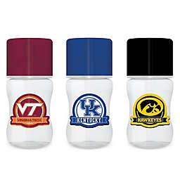 Baby Fanatic Collegiate 9 oz. Polypropylene Standard-Neck Bottle Collection