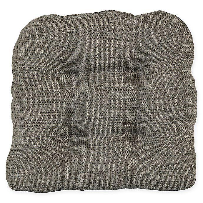 Brentwood Originals Gone Wild Chair Pad In Grey Bed Bath