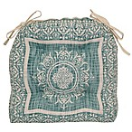Brentwood Originals Venice Medallion Chair Pad in Mineral