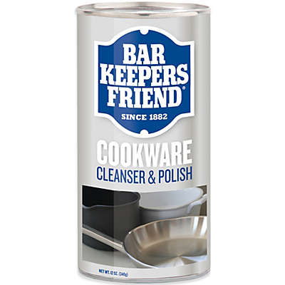 Bar Keeper's Friend® 12-Ounce Cookware Cleaner
