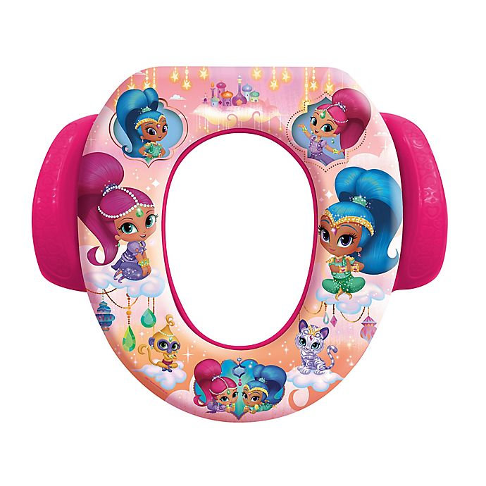 Alternate image 1 for Nickelodeon™ Shimmer and Shine Soft Potty Seat