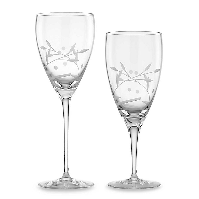 Alternate image 1 for Lenox® Opal Innocence™ Signature Wine Glass Collection