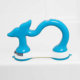 Regalo® Whale Bath Safety Rail in Blue