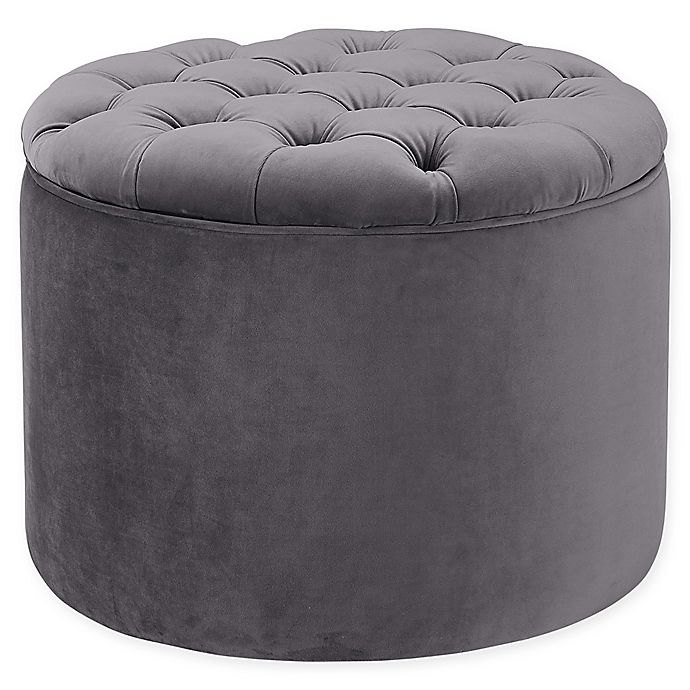 Strange Tov Furniture Queen Velvet Storage Ottoman Bed Bath Beyond Pdpeps Interior Chair Design Pdpepsorg