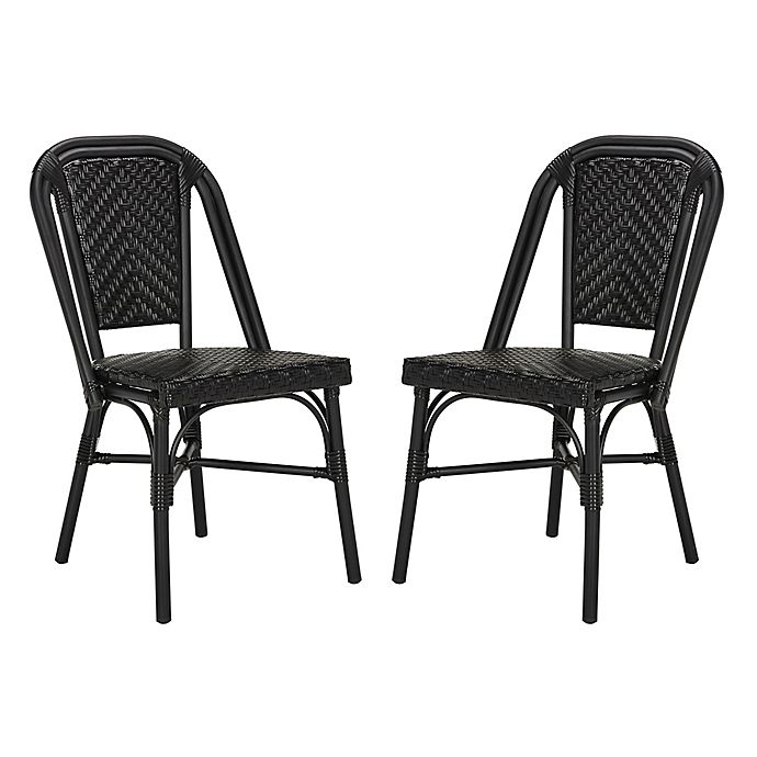 Alternate image 1 for Safavieh Daria Stacking Side Chair (Set of 2)