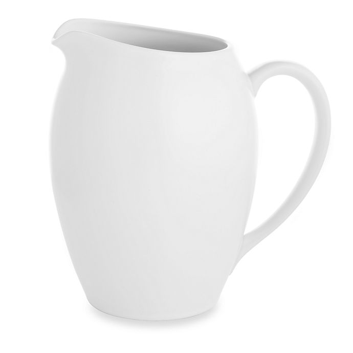 Alternate image 1 for Noritake® Colorwave Pitcher in White