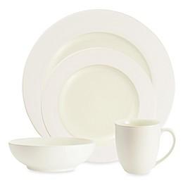 Noritake® Colorwave Rim Dinnerware Collection in White