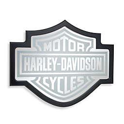 Harley-Davidson Bar and Shield Mirror