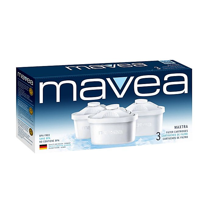 Alternate image 1 for MAVEA Maxtra 3-Pack  Premium  Water Filter