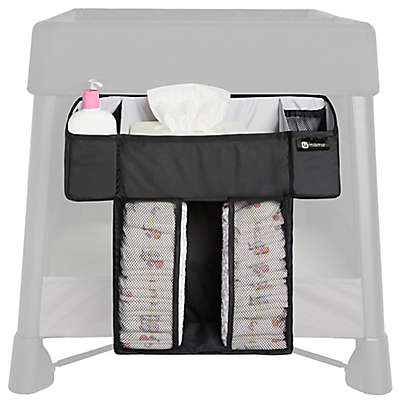 4moms® breeze® Diaper Storage Caddy in Black