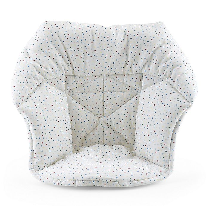 Alternate image 1 for Stokke® Tripp Trapp® Soft Sprinkle Mini Baby Cushion in White