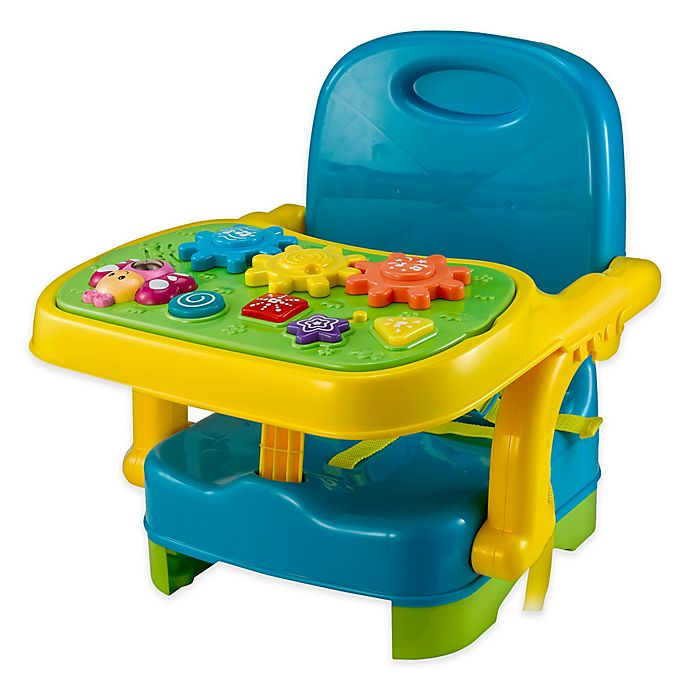Alternate image 1 for Winfun Musical Baby Booster Seat