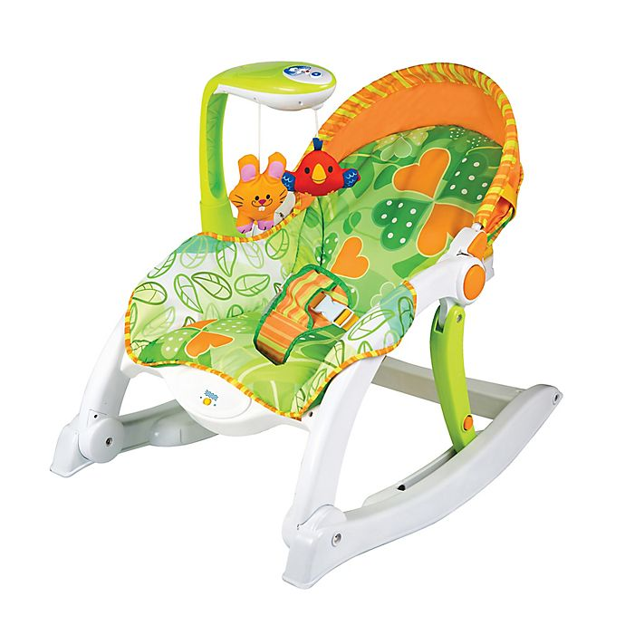 Alternate image 1 for Winfun Grow-with-Me Rocking Chair