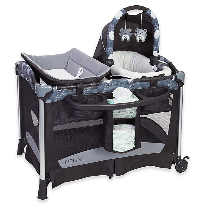 Alternate image 1 for Baby Trend® MUV Custom Grow Nursery Center