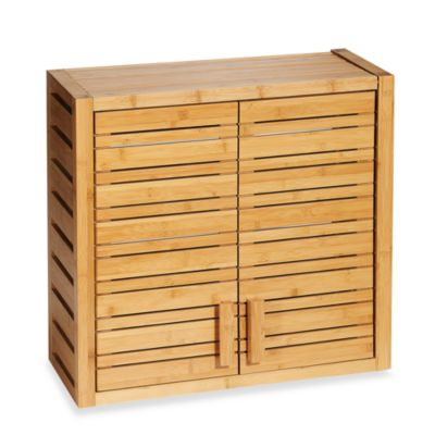 Bamboo Wall Cabinet | Bed Bath and Beyond Canada on toilets for bathroom, side cabinets for bathroom, portable cabinets for bathroom, hutches for bathroom, wall molding for bathroom, corner cabinets for bathroom, bookshelves for bathroom, pantry cabinets for bathroom, wall mounted bathroom cabinet, wall sinks for bathroom, metal cabinet for bathroom, wall shelves and bathroom cabinets, wall racks for bathroom, scales for bathroom, cheap cabinets for bathroom, garden windows for bathroom, fixtures for bathroom, base cabinet for bathroom, wall bathroom cabinets product, wall cabinets living room,