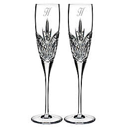 Waterford® Love Forever Personalized Toasting Flutes (Set of 2)