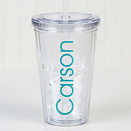 Classic Name Acrylic Insulated Tumbler