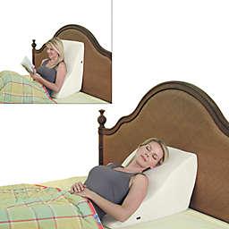Contour® Back Wedge Lumbar Support Massage Pillow