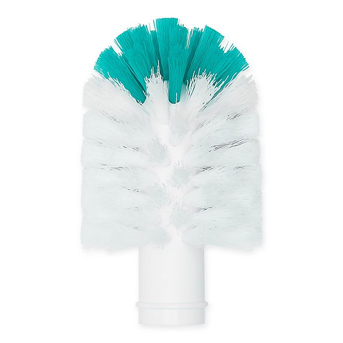 Alternate image 1 for OXO Tot® Soap Dispensing Bottle Brush Head Replacement in Teal