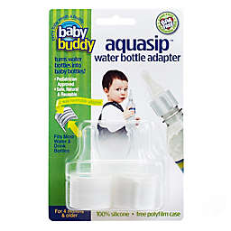 Baby Buddy® AquaSip 2-Pack Stage 1 Water Bottle Adapters