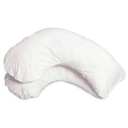 Leachco® Snoogle® Half-Time Flexible Total Body Pillow in Ivory