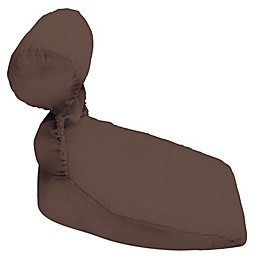 Leachco® Belly Up Adjustable Pregnancy Wedge in Brown