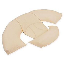 Leachco® Body Bumper® Countoured Body Pillow System in Khaki