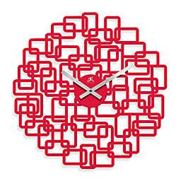 Infinity Instruments Helix Wall Clock