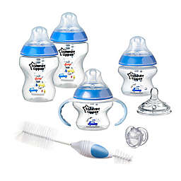 Tommee Tippee Closer to Nature Newborn Starter Set in Blue