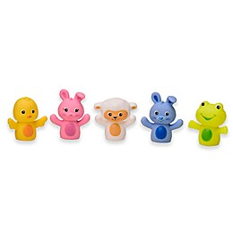 Magic Years 5-Pack Easter Bath Finger Puppets