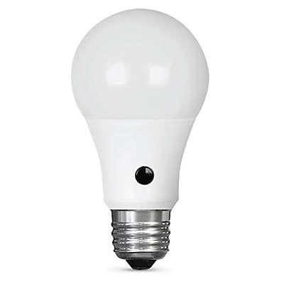 Feit Electric 9.5-Watt A19 LED Dusk to Dawn Sensor
