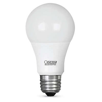 Feit Electric 9.5-Watt A19 3-Level Switch Dimming LED Bulb