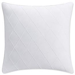Bridge Street Bianca European Pillow Sham in White