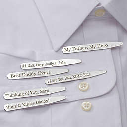 Dad Collar Stays (Set of 3)