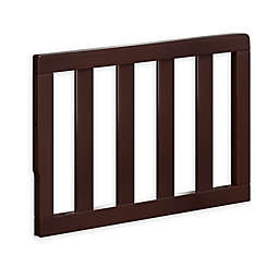 Storkcraft Toddler Guard Rail in Espresso