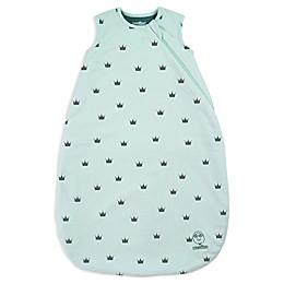 Woolino Crown Wearable Blanket in Turquoise