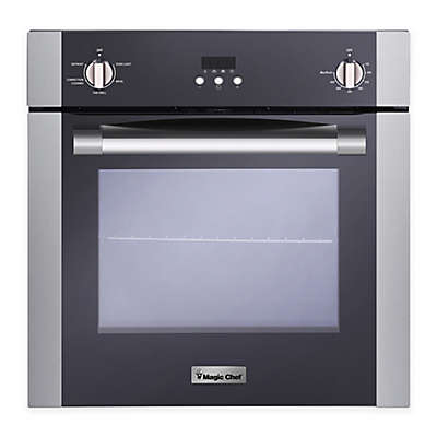 Magic Chef® 2.2 cu. ft. Wall Mount Oven with Convection in Stainless Steel