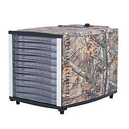 RealTree Xtra 10-Tray Food Dehydrator in Camo